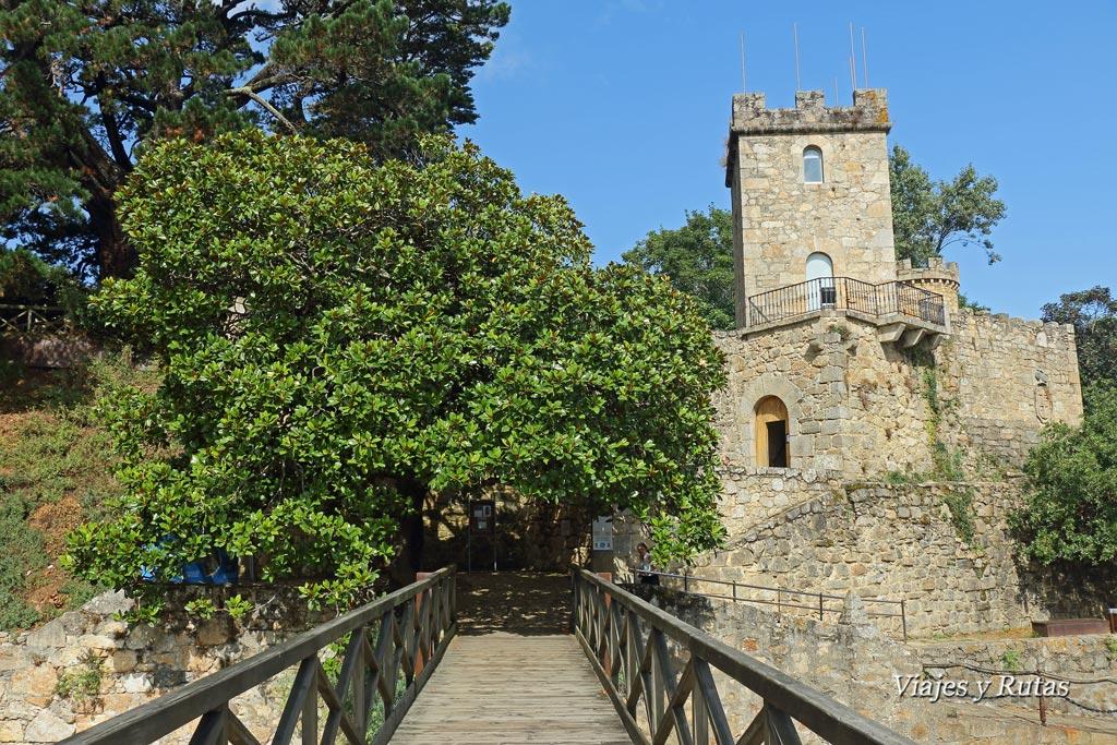 Santa Cruz de Lians, Concejo de Oleiros, La Coruña