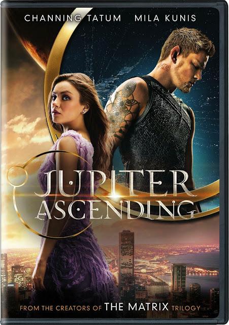 Jupiter Ascending (2015) English Action Movie Full HDRip 720p BluRay