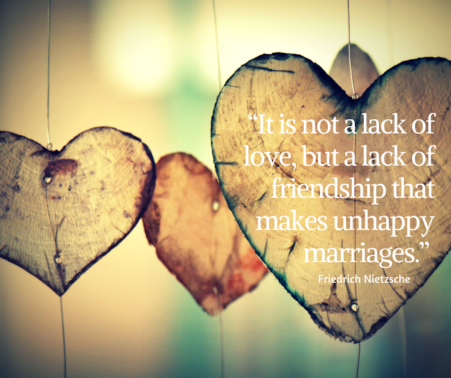 It's not lack of love #quotes about marriage