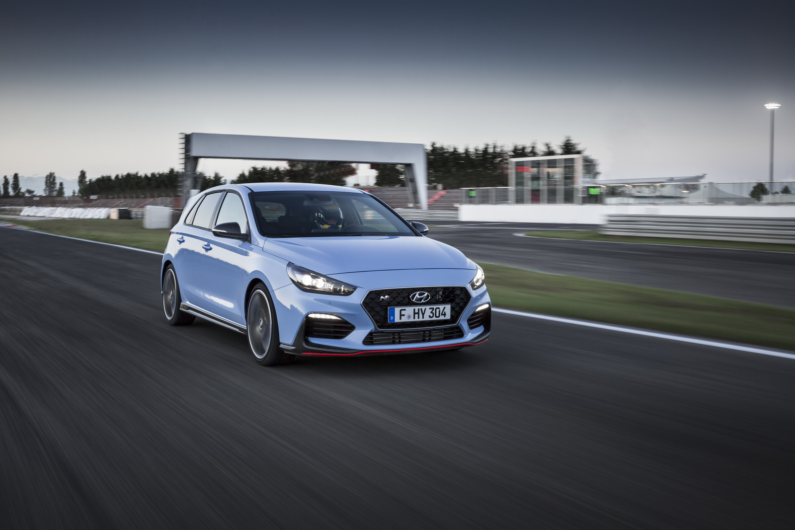 New Hyundai I30 N Officially Revealed With Up To 271hp 0