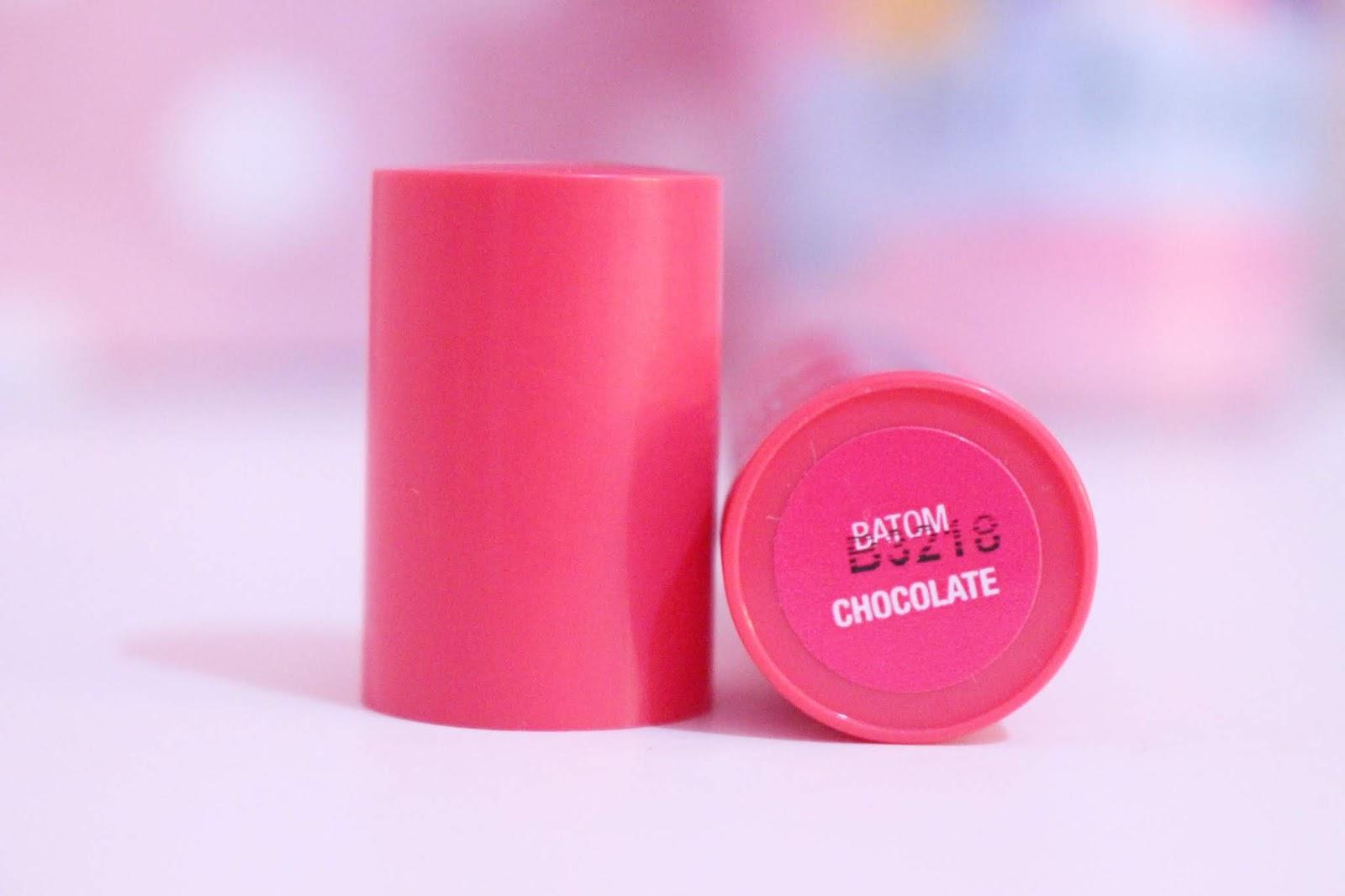 resenha-batom-chocolate-avon-colortrend #5