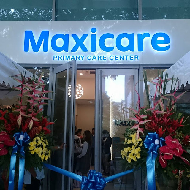 Maxicare Opens Primary Care Center in BGC