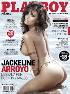 Revista Playboy Mexico-Marzo 2012 PDF Digital (Repost)
