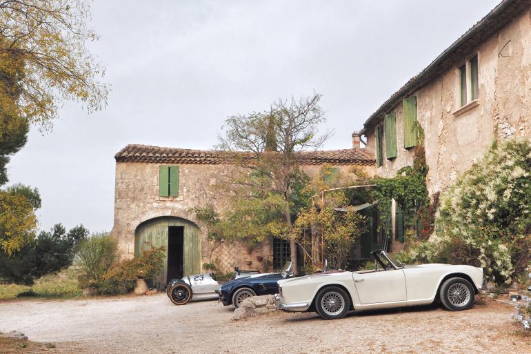 Séjour oenotouristique en Provence