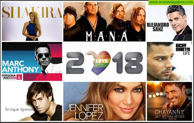 El Isla Bonita Love Festival busca a los artistas favoritos para la próxima edición