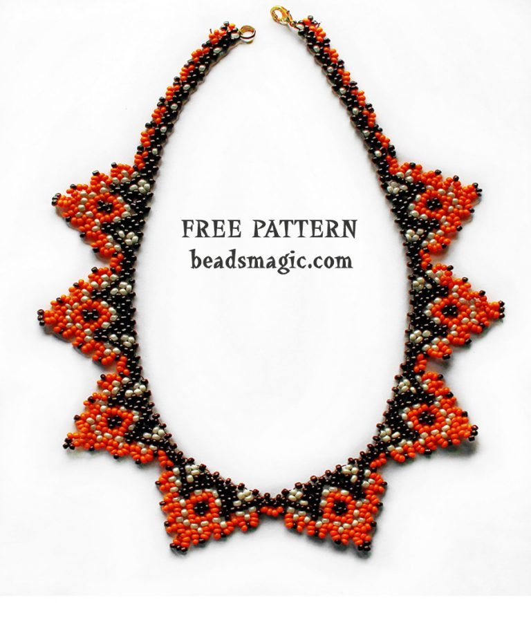 Knitting And Beading Wedding Bridal Accessories and Free pattern