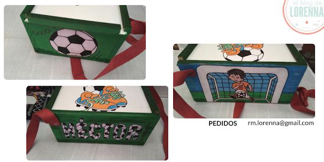 Caja de petardos personalizada