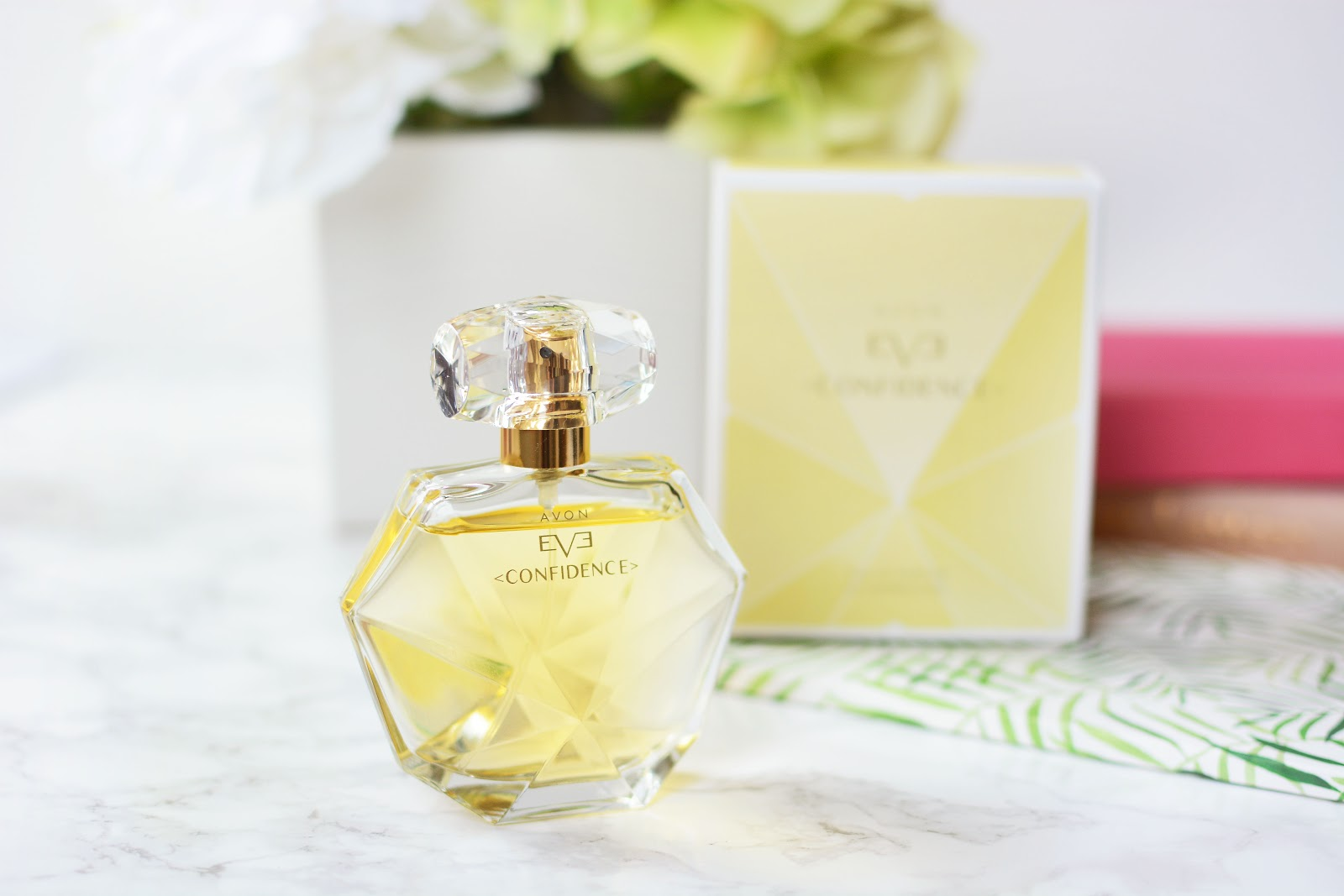 AVON CONFIDENCE perfume from the EVE Discovery collection, avon eve discovery perfume range