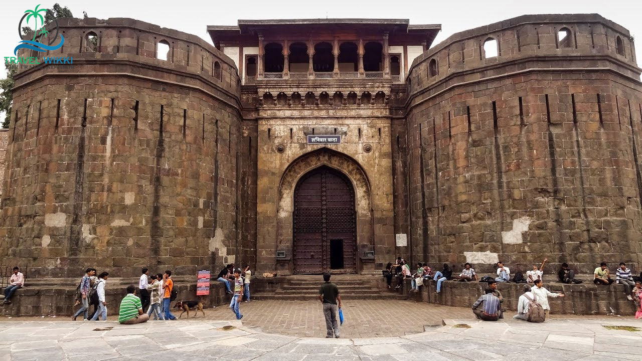 Shaniwar Wada Fort, Maharashtra