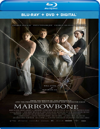 Marrowbone 2017 English 720p BRRip 999MB