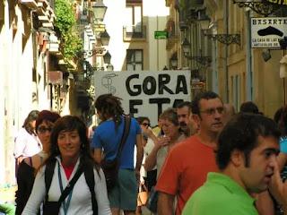 Baskische Eta Löst Sich Endgültig Auf Bask Info