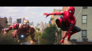 spiderman homecoming: el trepamuros baila en una nueva promo