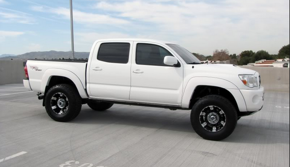 2015 Toyota Tacoma TRD Pro Double Cab review notes