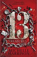 https://www.goodreads.com/book/show/6110731-13-treasures