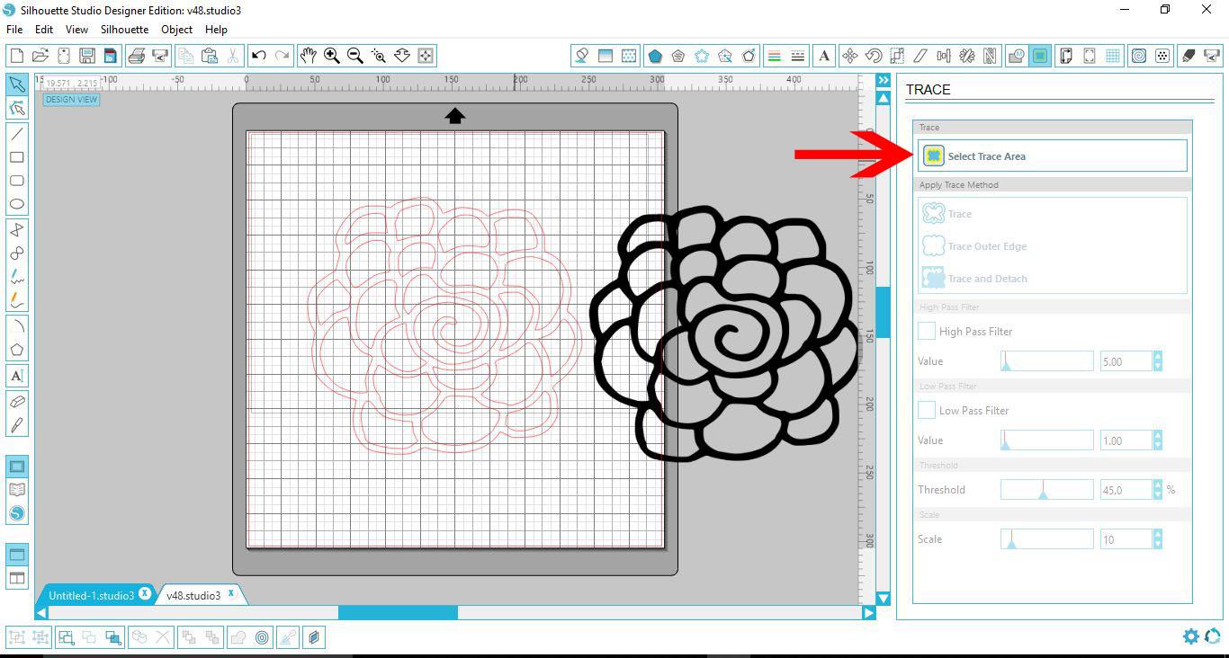 Creating Rhinestone Templates In Silhouette Studio Design Bundles