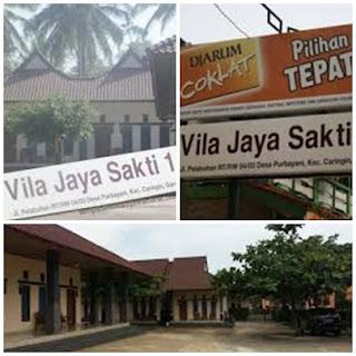 Vila Jaya Sakti Rancabuaya