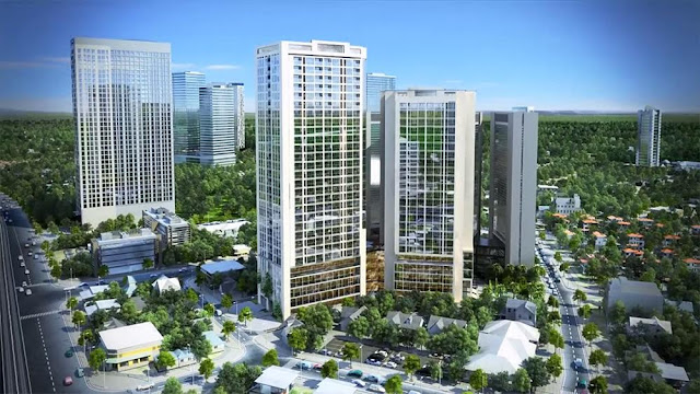 Dự án chung cư 99 Trần Bình.