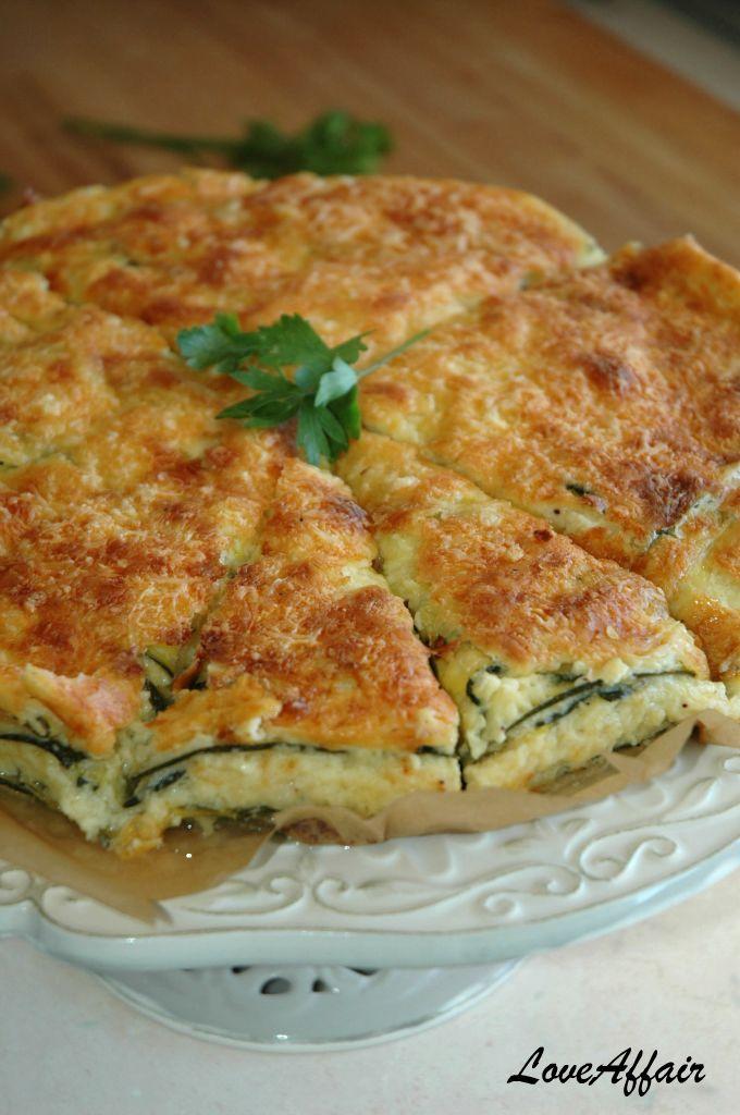 zucchini recept