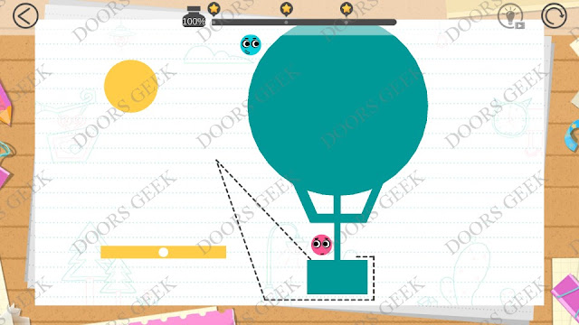 Love Balls Level 194 Cheats, Walkthrough, Solution 3 stars, for updated version
