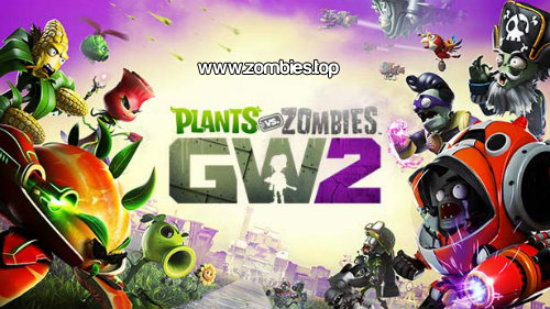 juego Plants vs Zombies Garden Warfare 2