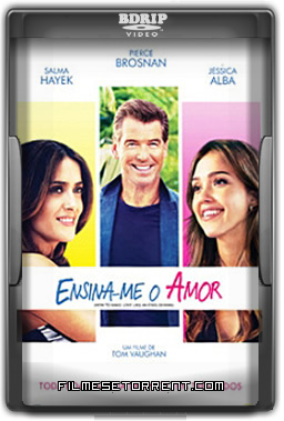 Ensina-me o Amor Torrent BDRip Dual Áudio 2016