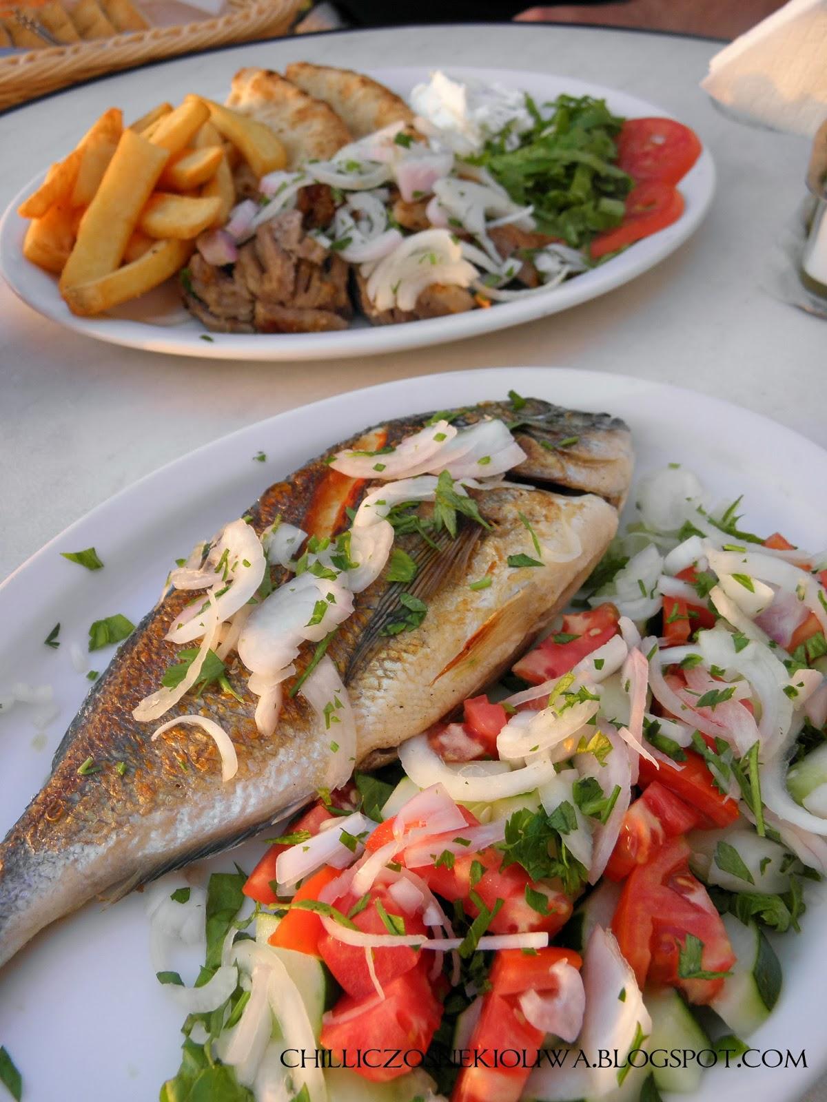 Greckie Wakacje Cz 1 Kulinarny Pamietnik Z Wyjazdu Na Kos