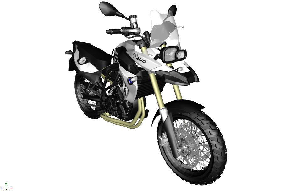 Equipe Tatica 3D ® » Mods Policiais Em Geral: BMW - F800GS ...