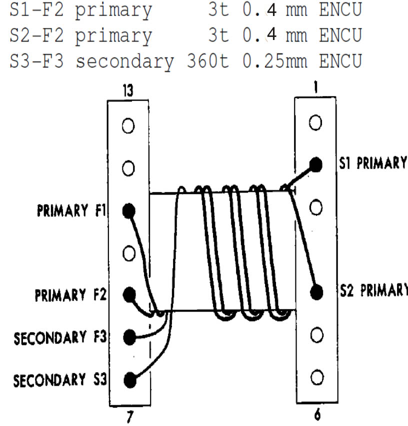 Circuit Diagram Of A Mosquito Swatter / Mosquito Racket