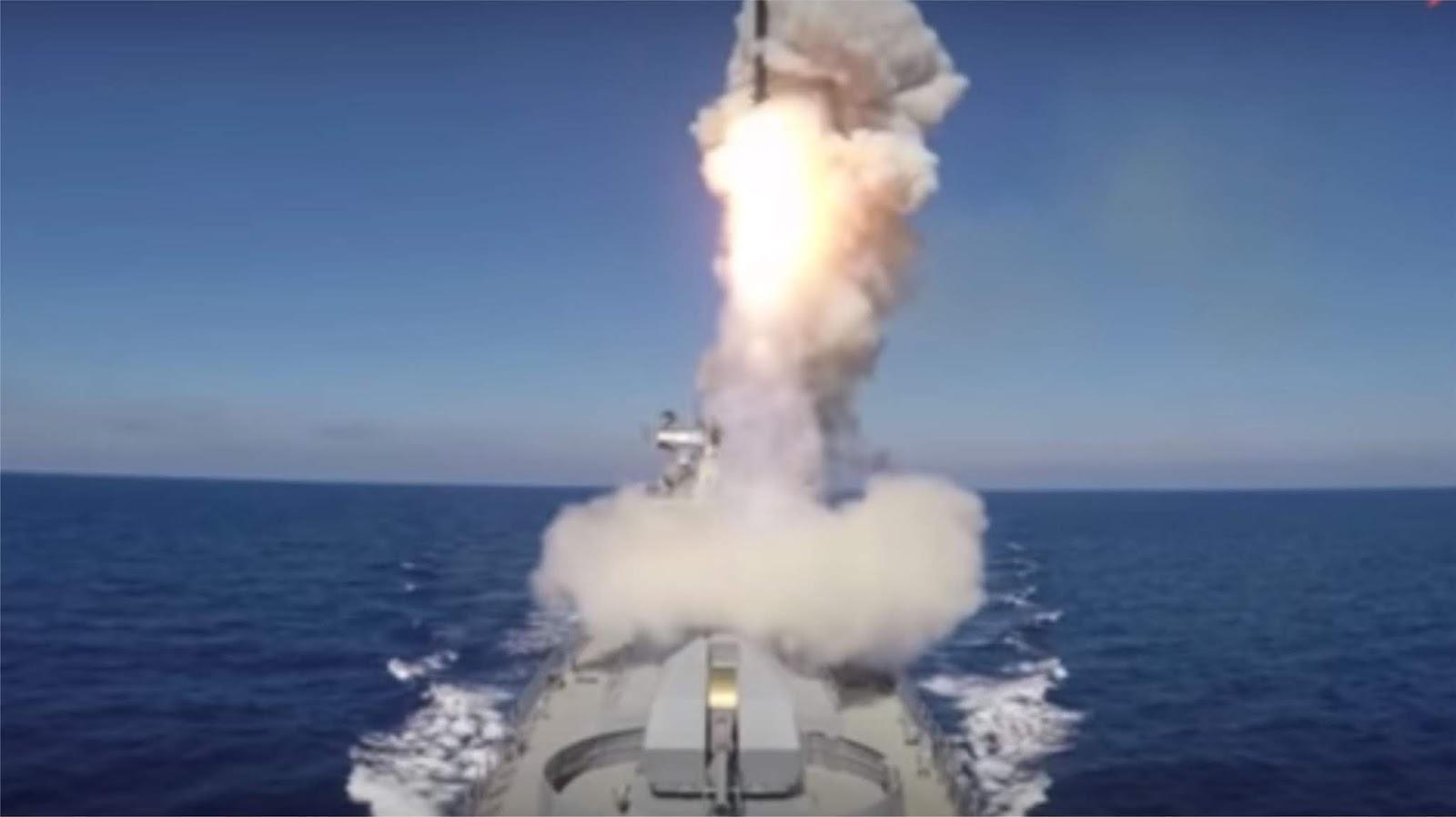 Rusia berencana mengembangkan Kaliber-M berbasis darat dengan jangkauan 4,5 ribu km