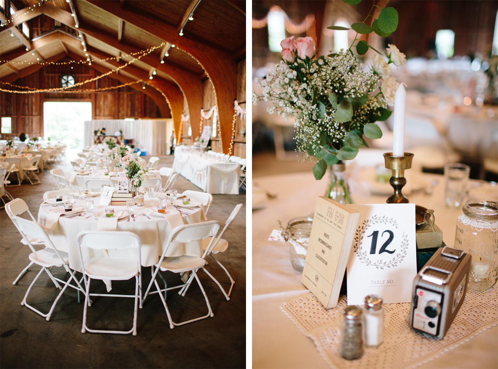 And Finally It Was Time To Party The Reception In A Vintage Barn Every Detail Had Been Carefully Though Out Attended