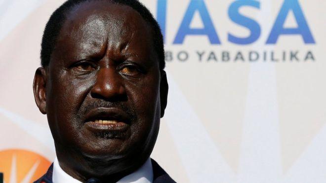 Kenya election: Raila Odinga to challenge result in court