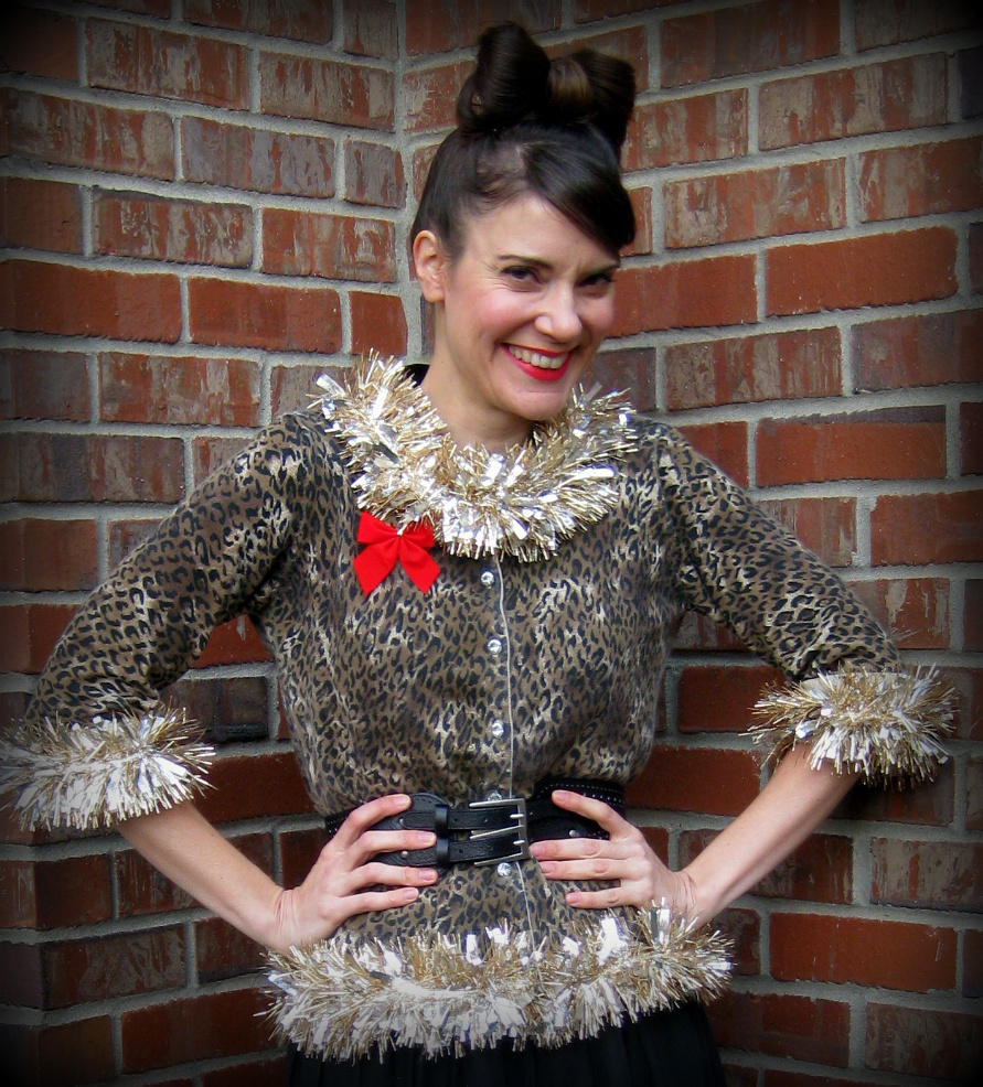 Cassie stephens tacky christmas sweater diy the tacky christmas sweater solutioingenieria Gallery