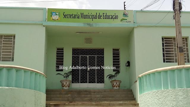 Em Piranhas, após reparos e limpeza nas escolas municipal,  o ano letivo será iniciado  nesta segunda (06)
