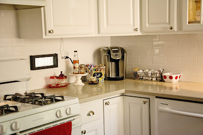 #kitchen #coffee bar #remodel