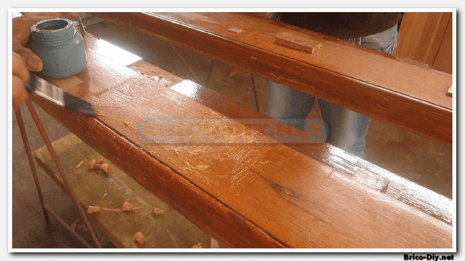 Como pintar puertas de madera nuevas y antiguas web del - Como barnizar una puerta de madera ...