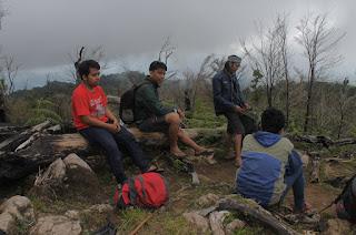 foto tips rute pendankian puncak gunung bawakaraeng elektronik makassar