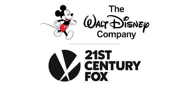 華特迪士尼公司(The Walt Disney Company)正式收購 21世紀霍士(21st Century Fox)