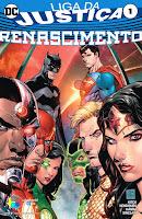 Liga da Justiça: Renascimento #1