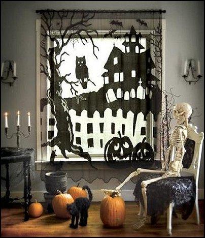 Decorating theme bedrooms - Maries Manor: Halloween ...
