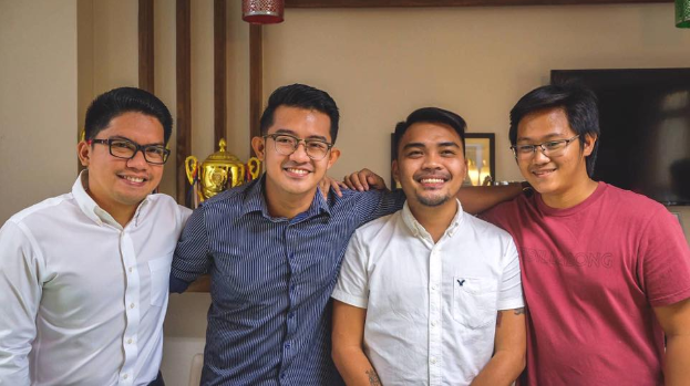 Four friends USC in Top 10 of 2018 Bar Exams