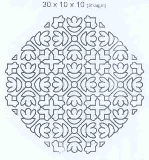 designer rangoli patterns pongal