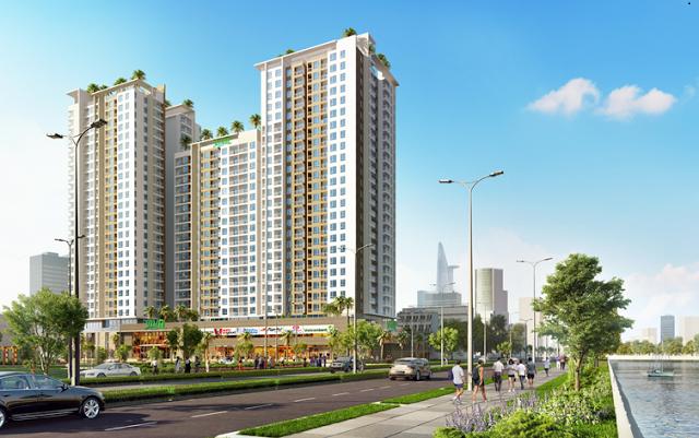Phối cảnh dự án chung cư Royal Land Phùng Khoang (Minh Họa ).