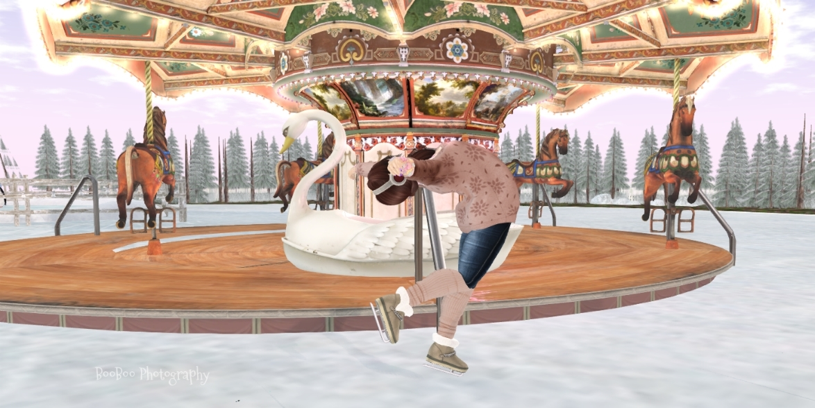 Ice Skating Queen