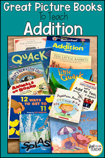 Great Picture Books to Teach Addition