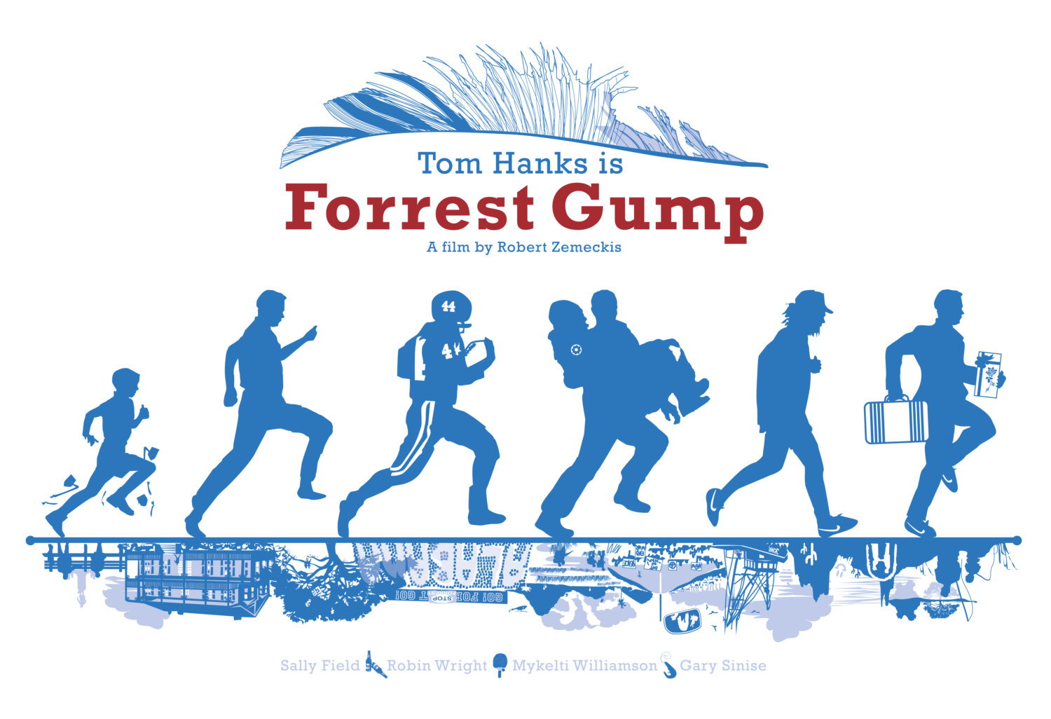 forrest gump plot summary Forrest gump is one of those movies that sticks with you long after you've seen it here is a curated collection of the best quotes from forrest gump.