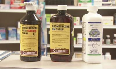 FG Bans Codeine Importation, Production In Nigeria - Image ~ Naijabang