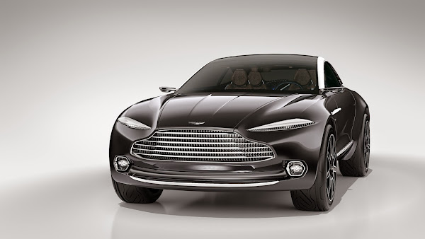 Aston Martin DBX Concept the luxury GT segment