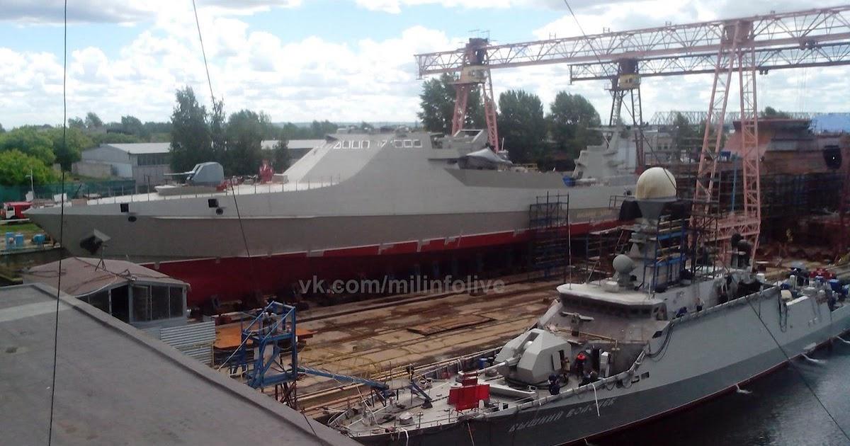 Project 22160 patrol ships Dmitry Rogachev and Vasily Bykov in Novorossiysk 97
