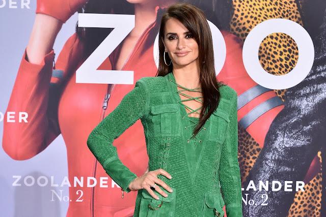 Penelope Cruz at 'Zoolander 2' Berlin Premiere