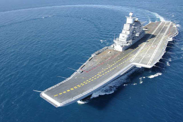 Portaaviones Ins Vikramaditya. Aviones, submarinos y barcos de guerras mas caros del mundo. Cuanto cuesta un portaviones. Cual es el costo de un avión de guerra. Cuanto vale un submarino nuclear.